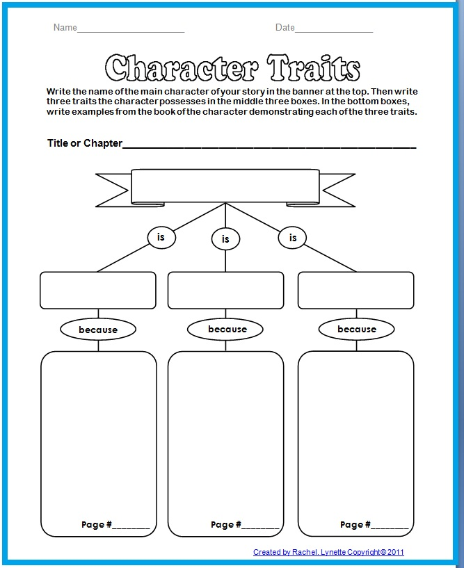 Themes characters and symbols lessons tes teach graphic organizers to make a prairie ccuart Gallery