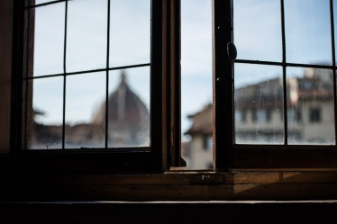 Open Window in Florence © 2012 D. A. Wagner, http://dawagner.com