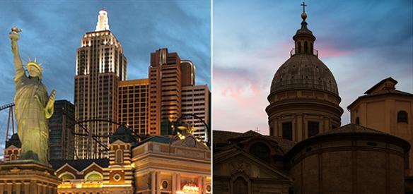 Compare Contrast Vegas+Reggio