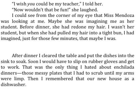 Marisol Excerpt 2