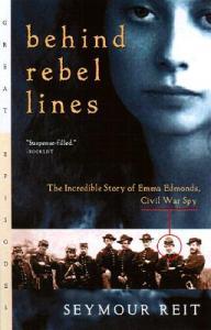 Behind-Rebel-Lines-Reit-Seymour-9780152164270
