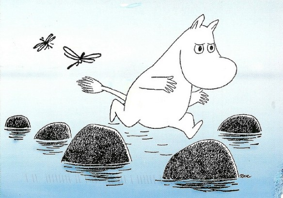 Moomintroll 1