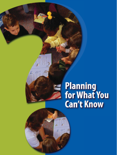 Planning for What You Can't Know
