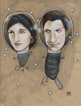 Beaver Astronauts