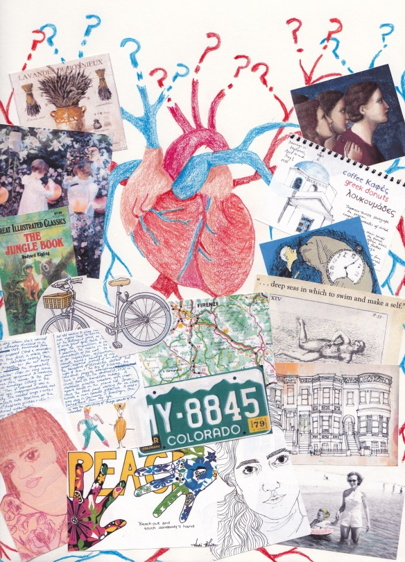 Heart Collage 2
