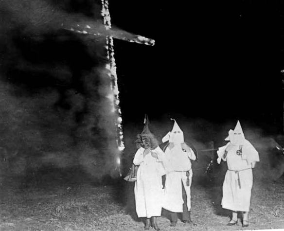 KKK-Burning-cross