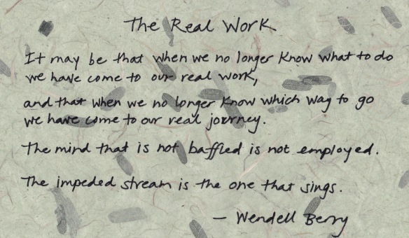 The Real Work2