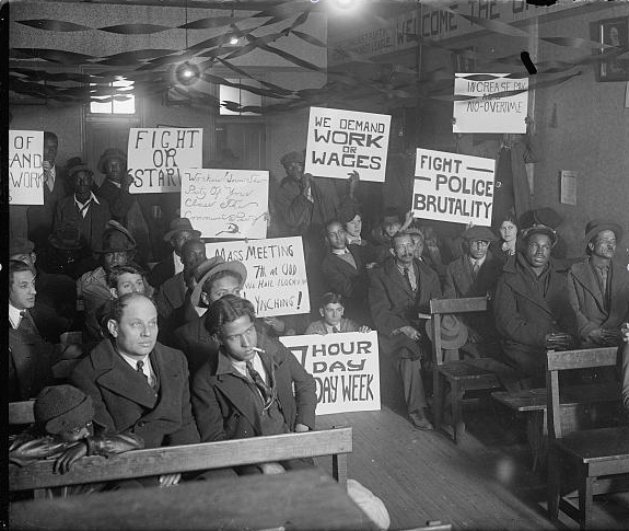 Labor Conflict Image 2