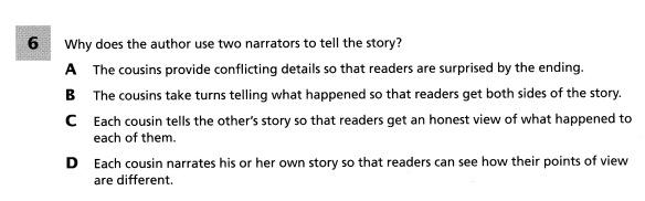 Narrator POV Question