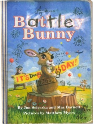 Battle Bunny Cover