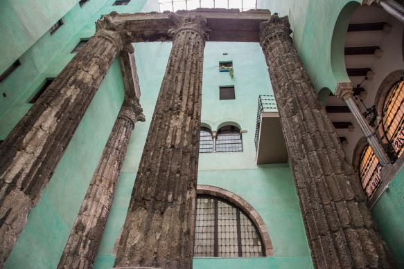 BCN Roman Columns