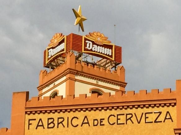 Damm Beer Factory, Barcelona