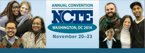 NCTE Convention 2014