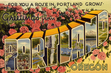 Greetings from Portland