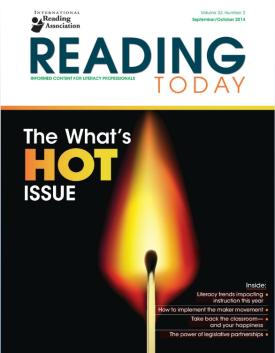 Reading Today Cover