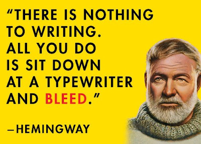 Image result for writing is hard
