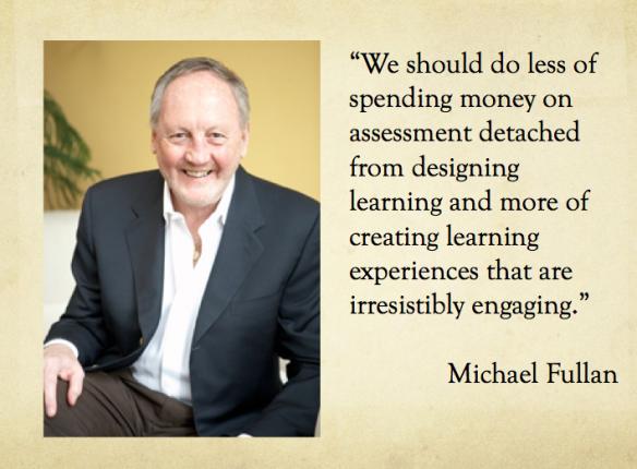 Michael Fullan Quote