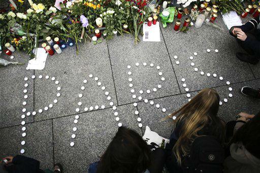 Paris Vigil