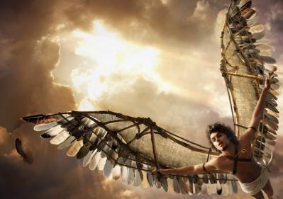 Icarus Flying