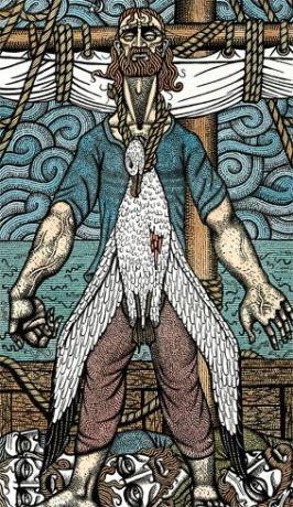 Ancient Mariner & Albatross